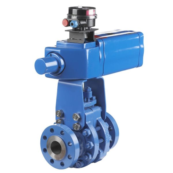 Metso Neles Trunnion Ball Valve Series D